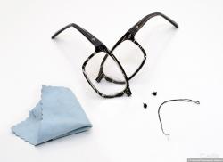 Как сделать очки которые сломались 249