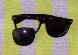 Как сделать очки которые сломались 535